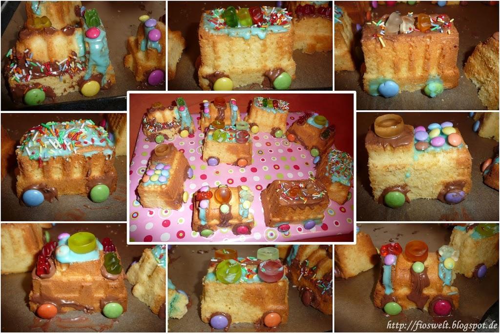 Blog Geburtstags Kuchen Zug Fur Isa Fioswelt