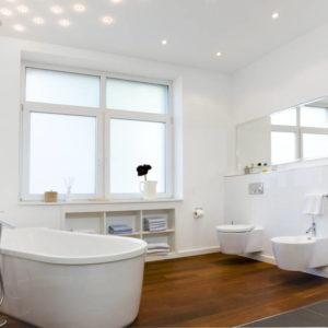 Badezimmer : Moderne Badezimmer von Lotos Inenarchitektur