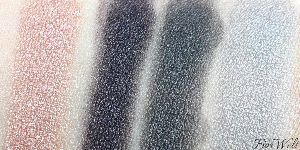 Night Sky Eyeshadow Palette - 02 Neutral to Elegant Swatch