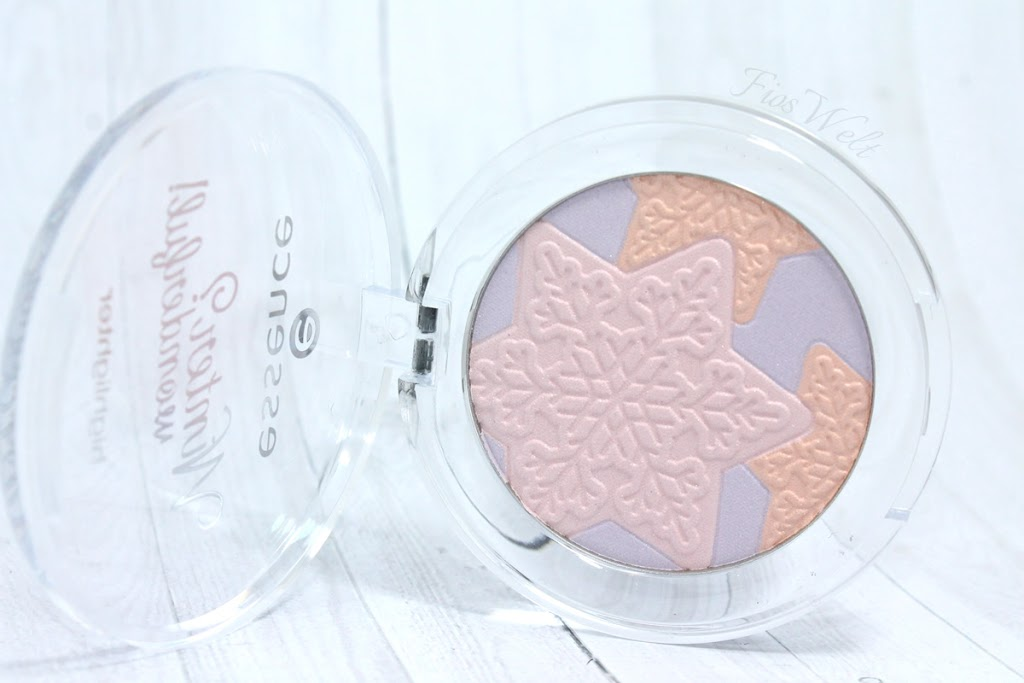 Essence Winter Wonderful Highlighter - 01 You melt my heart