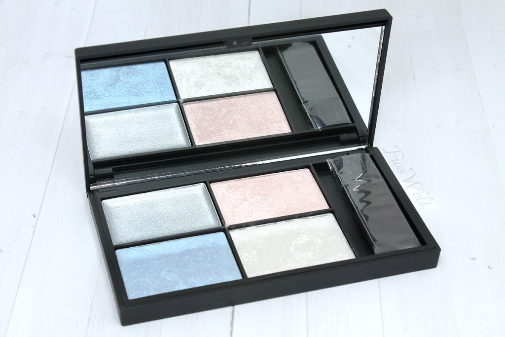 Sleek Highlighting Palette Midas Touch