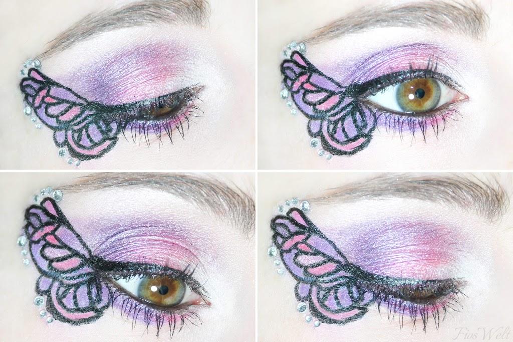 Purple Butterfly AMU