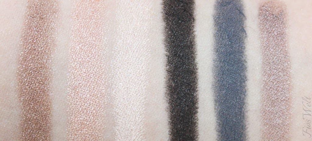 2 in 1 Eyeshadow & Liner Swatch