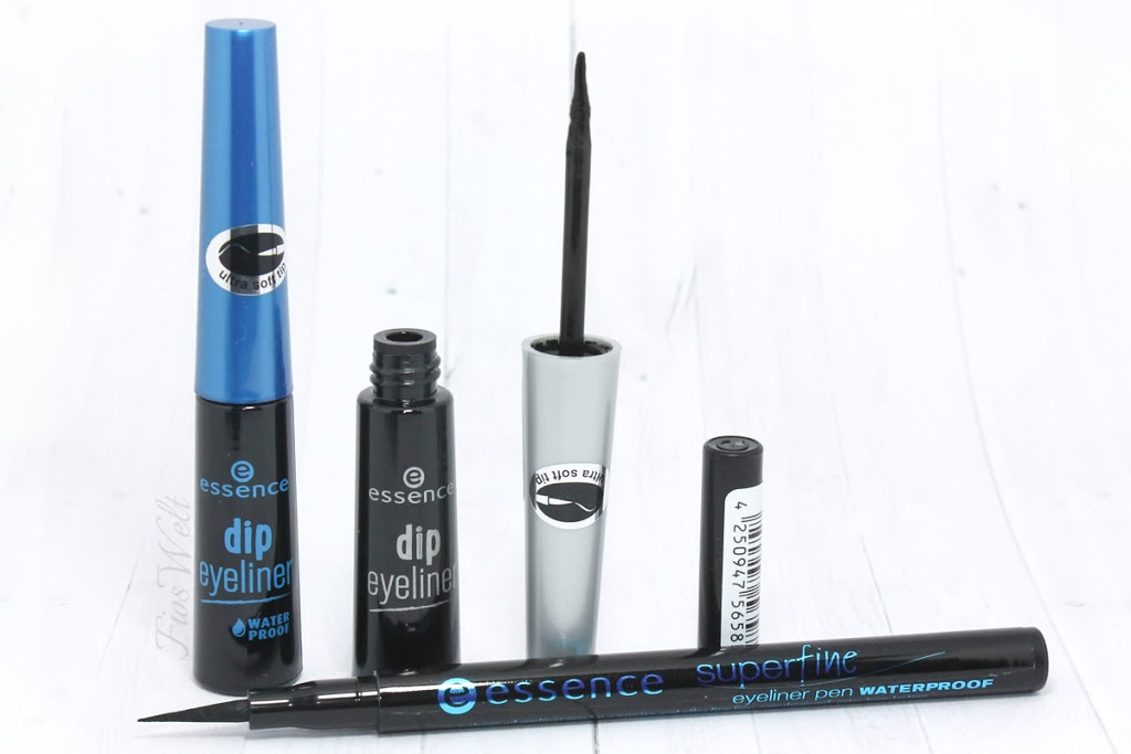 Dip Eyeliner und Eyeliner Pen