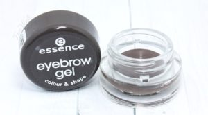 eyebrow gel colour & shape - 01 brown
