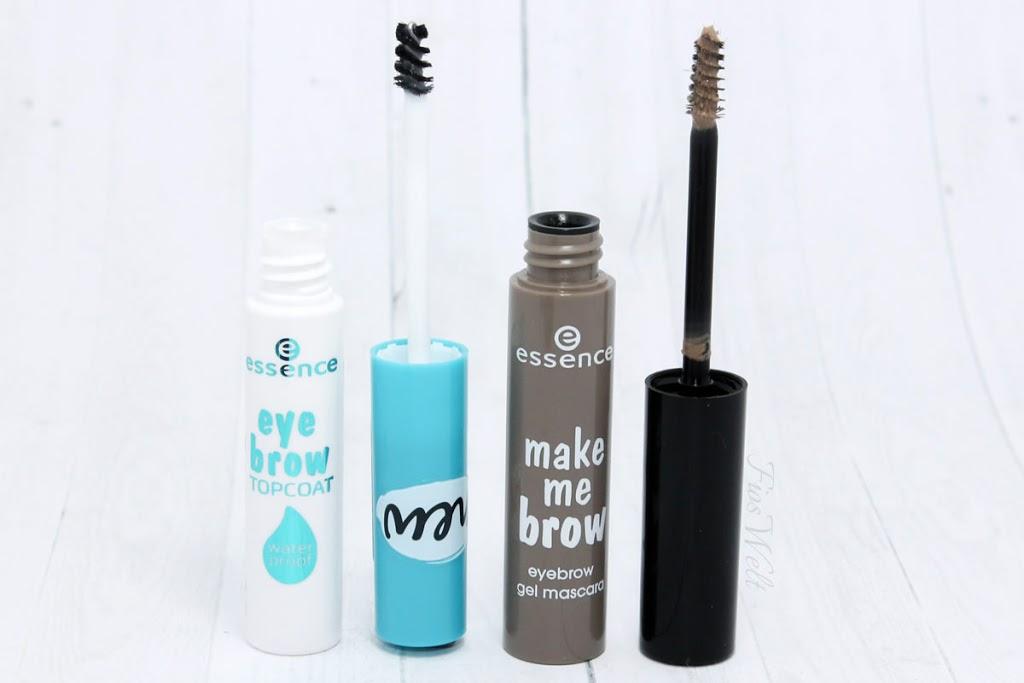 Eyebrow TopCoat & Gel Mascara