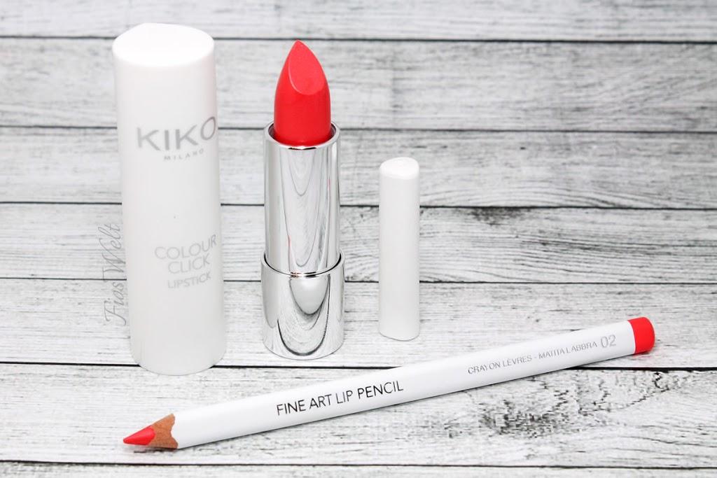 Kiko The Artist Lippenstift