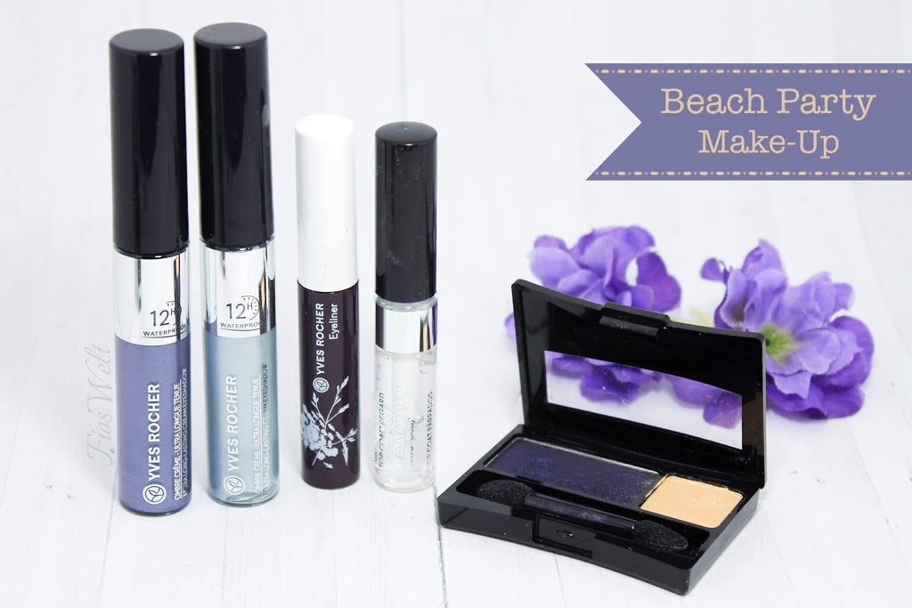 Beach Party Make Up Blogparade Mit Yves Rocher Fioswelt