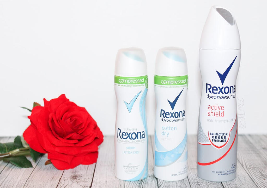 Rexona Compressed Deos