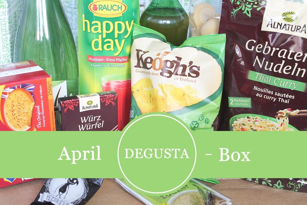 Degustabox April
