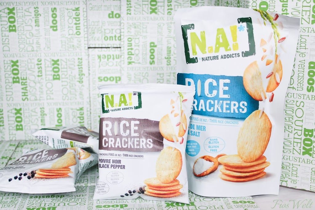 N.A.! Rice Crackers