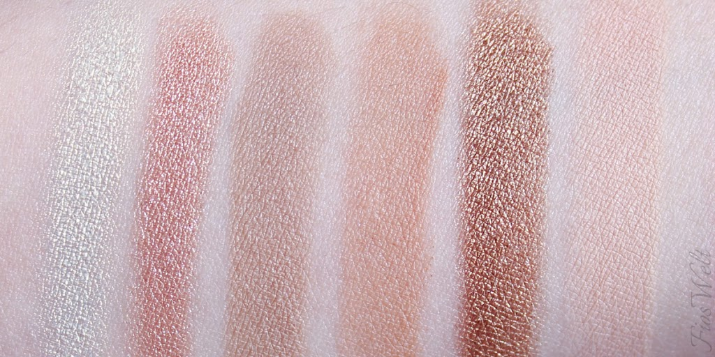 Sleek A new Day Swatch