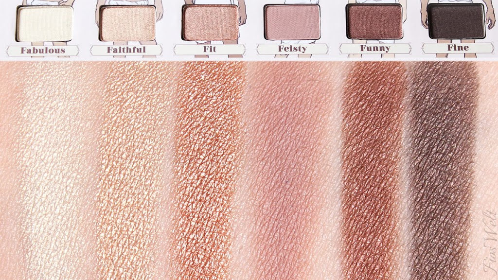 The Balm NUDE Dude Swatch