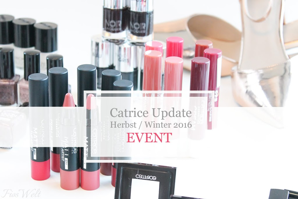 Catrice Update Event