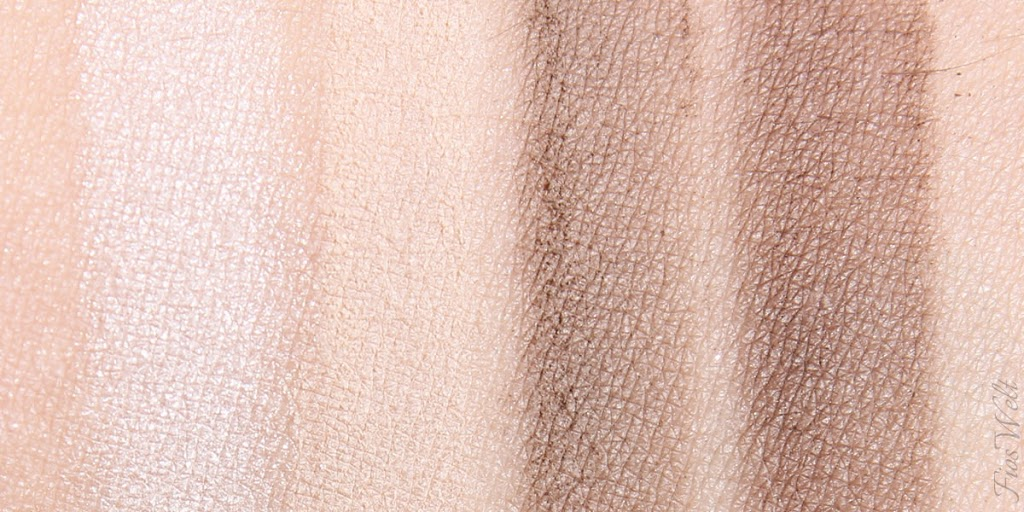 Catrice Eye & Brow Contouring Palette Swatch