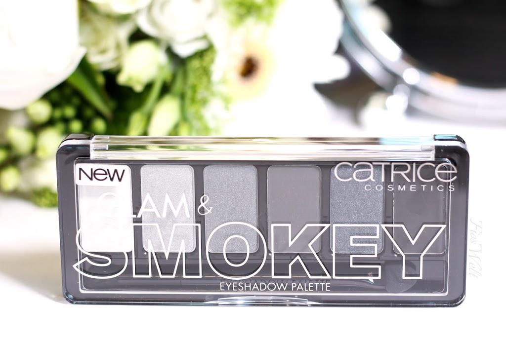 Catrice Glam & Smokey Eyeshadow Palette