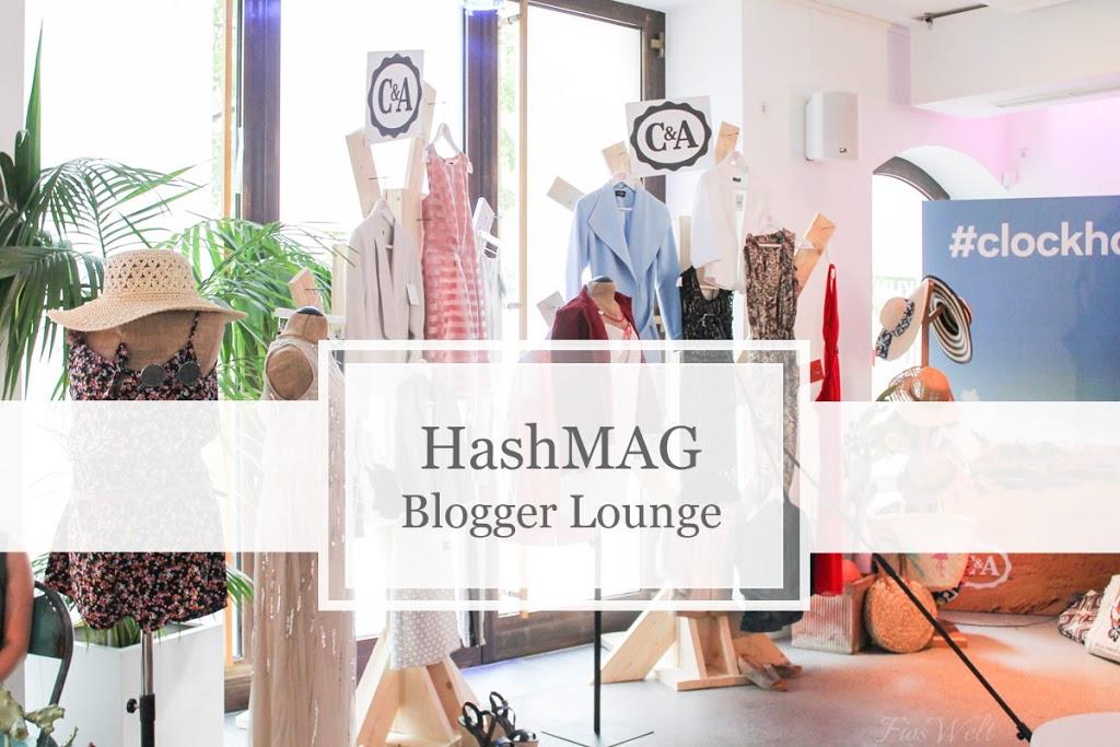 HashMAG Blogger Lounge Fashion Fiesta