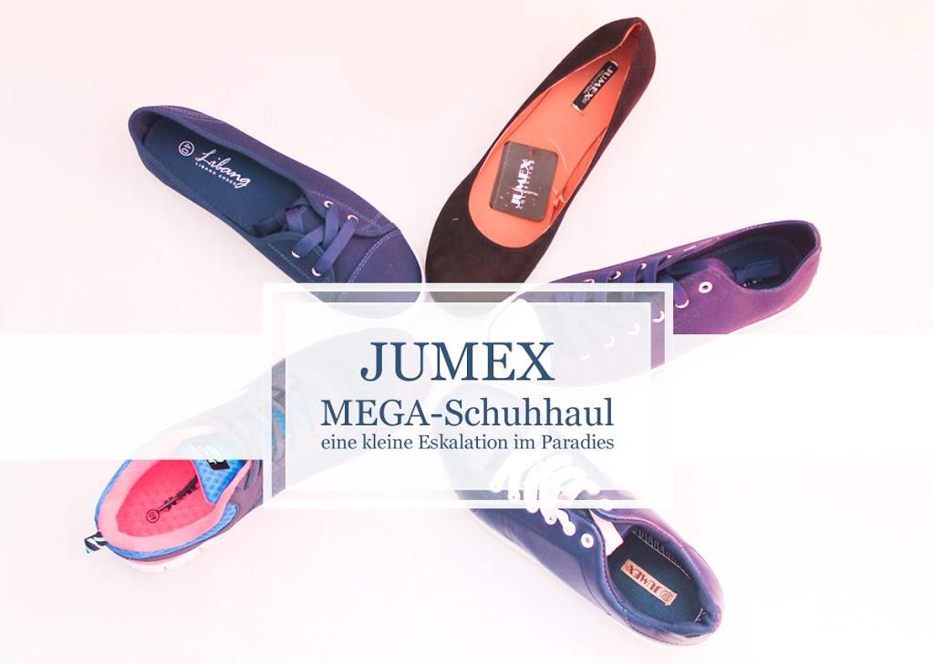 JUMEX Mega Schuhhaul