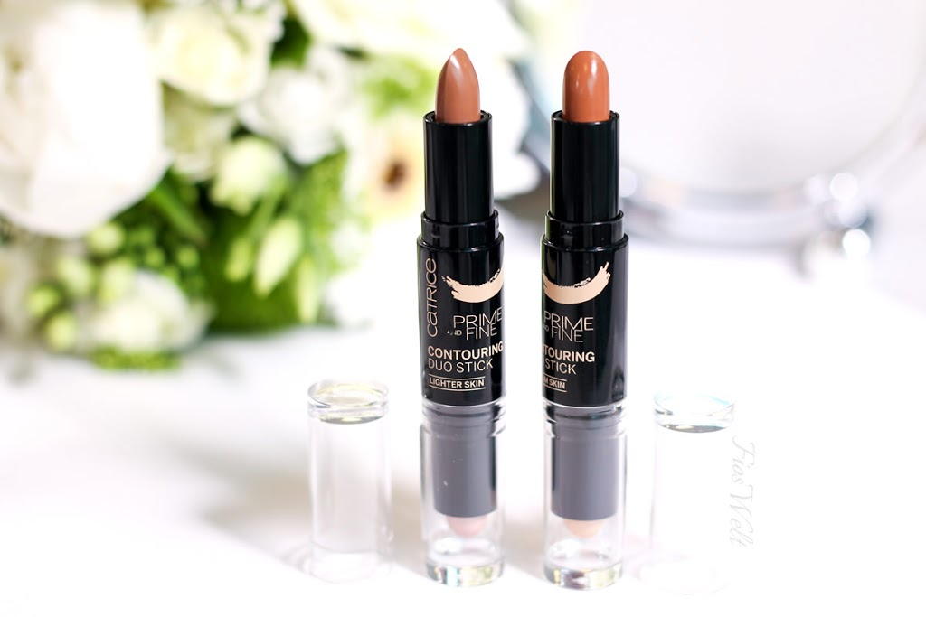 Prime and Fine Contouring Duo Sticks