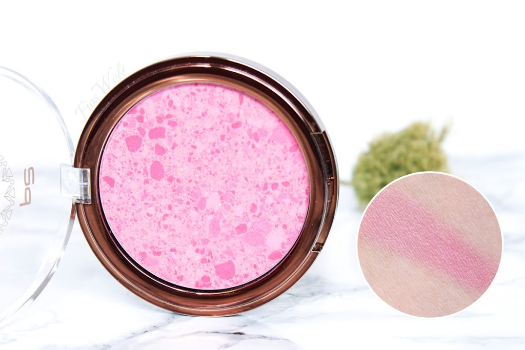 beauty mosaic blush
