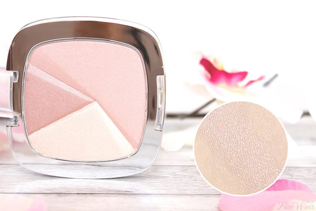 Puder Perfect Match Highlighter - Rosy Glow