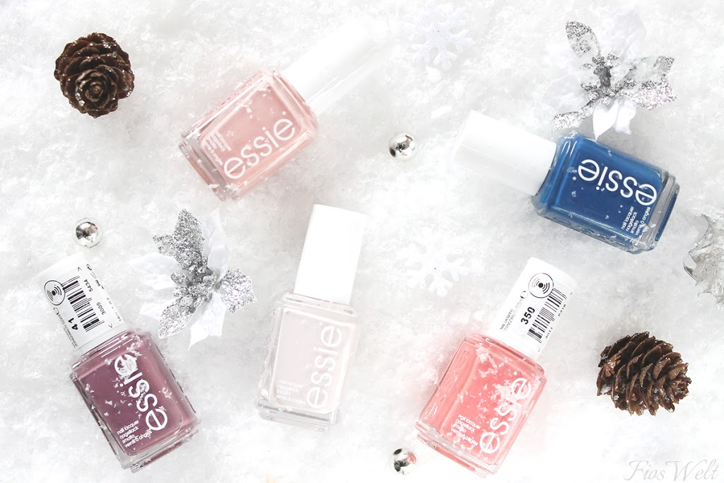 Essie Adventskalender Inhalt