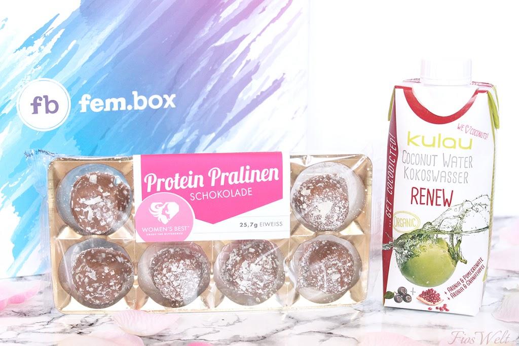 Women's Best High-Protein Pralinen