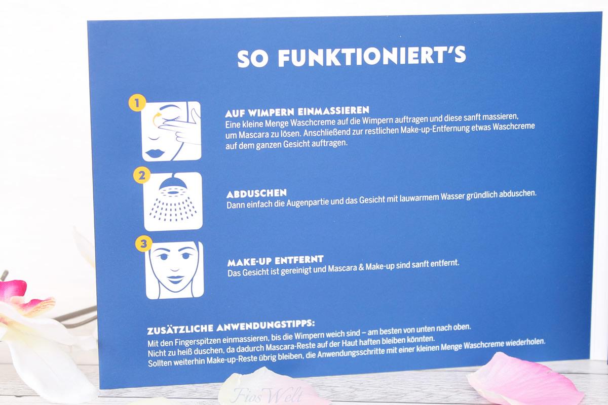 Nivea In-Dusch Waschcreme & Make-Up Entferner