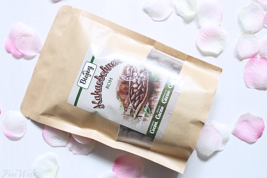 Biojoy Kakaobohnen