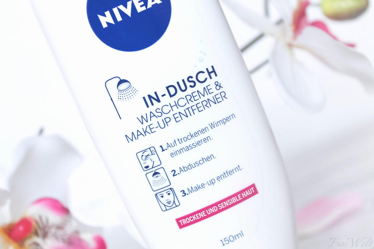 Nivea In-Dusch Trockene und Sensible Haut