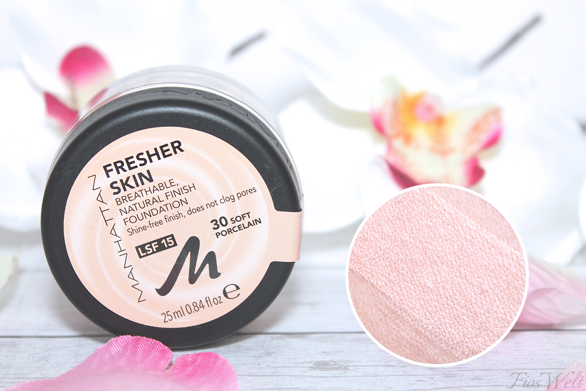 Manhattan Fresher Skin Foundation