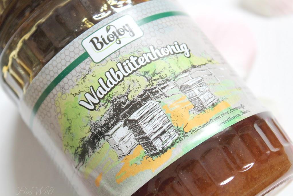 Biojoy Waldblütenhonig