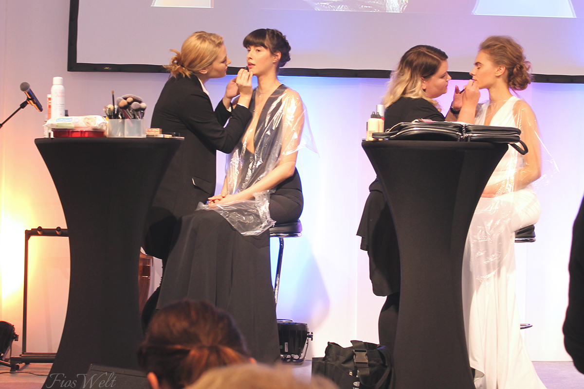 Cosmetica Newcomer Make-Up Arstist Award