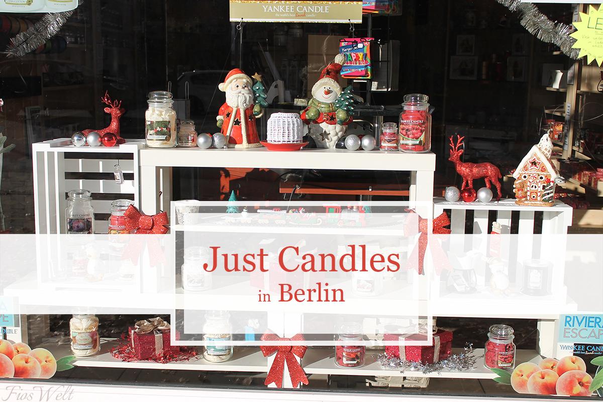 Just Candles Steglitz