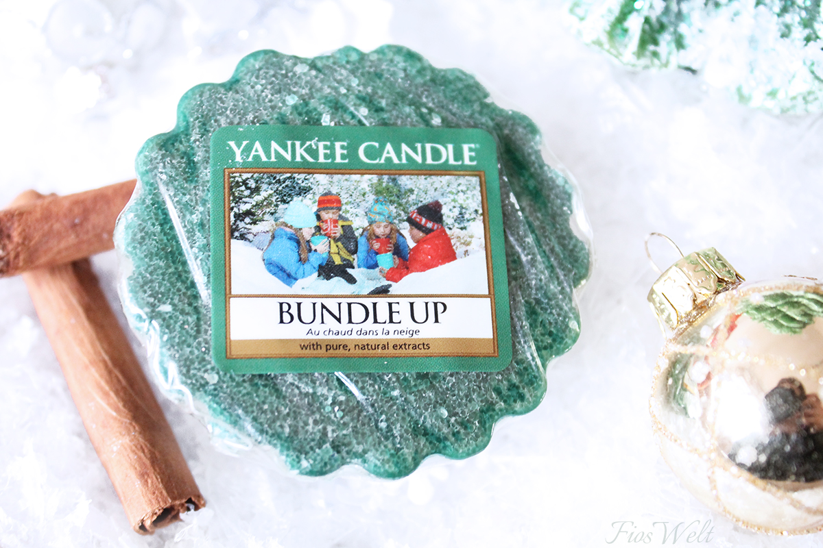 Yankee Candles Bundle Up
