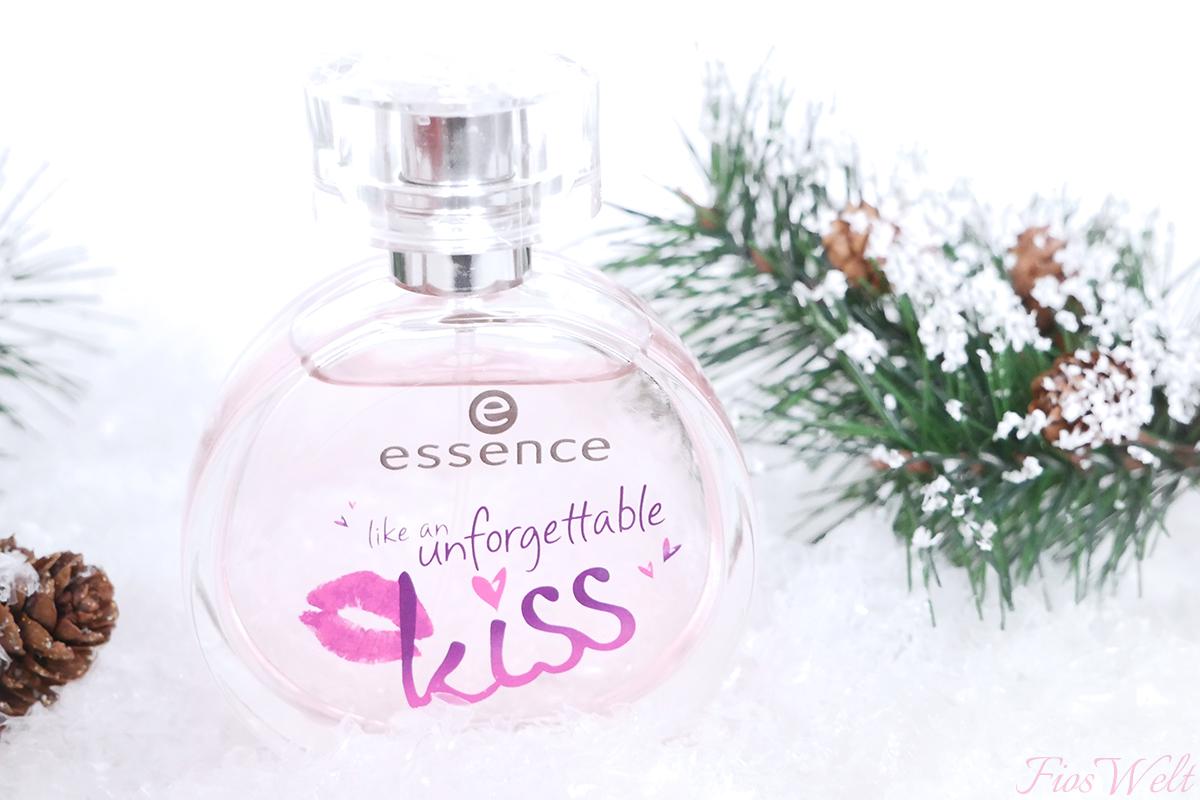 Like an unforgettable kiss - Parfüm