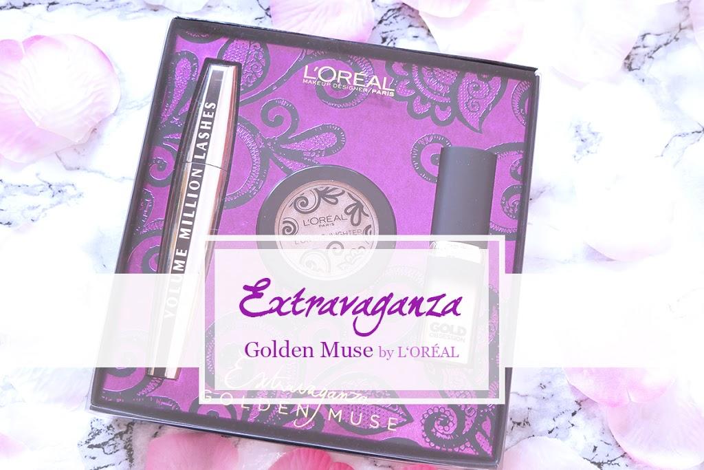 L'Oréal Extravaganza Golden Muse