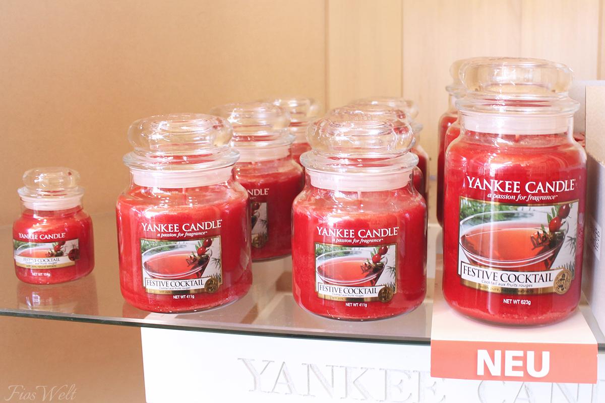 Yankee Candle Weihnachtskerze