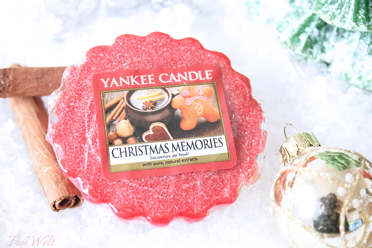 Yankee Candles Christmas Memories
