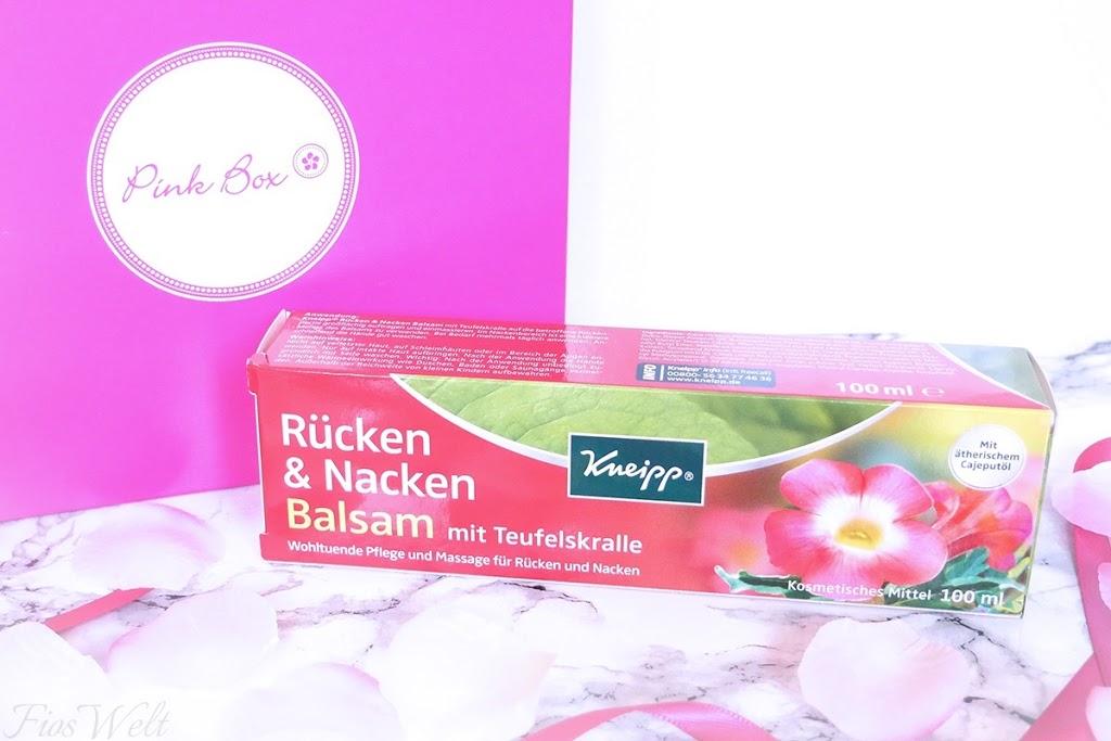 Kneipp Rücken- & Nacken Balsam mit Teufelskralle