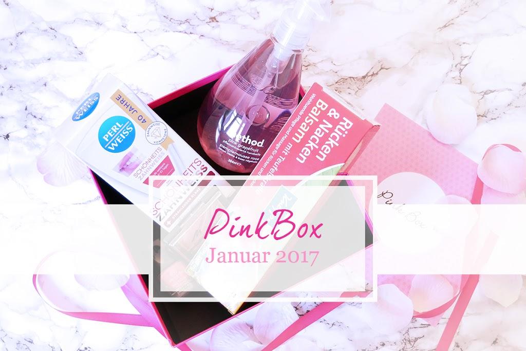 Pink Box Januar 2017