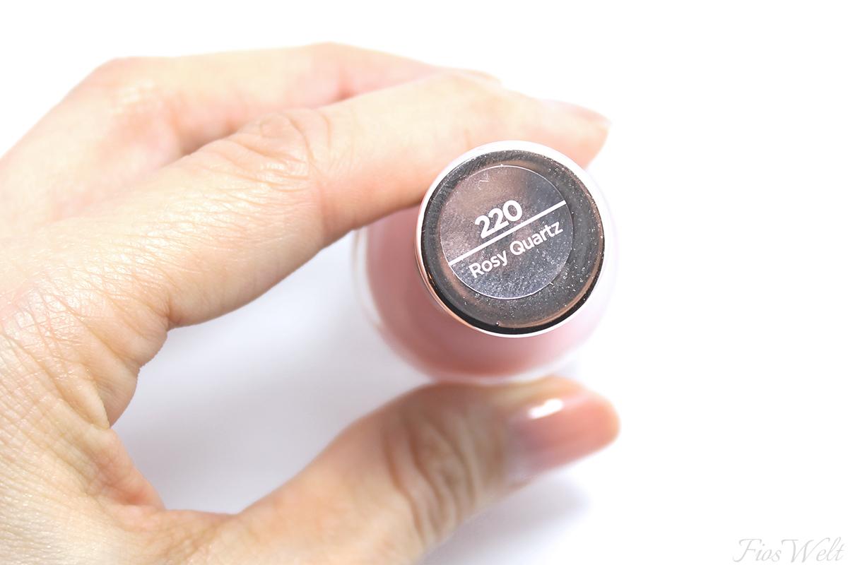 Color Therapy 220 Rosy Quartz