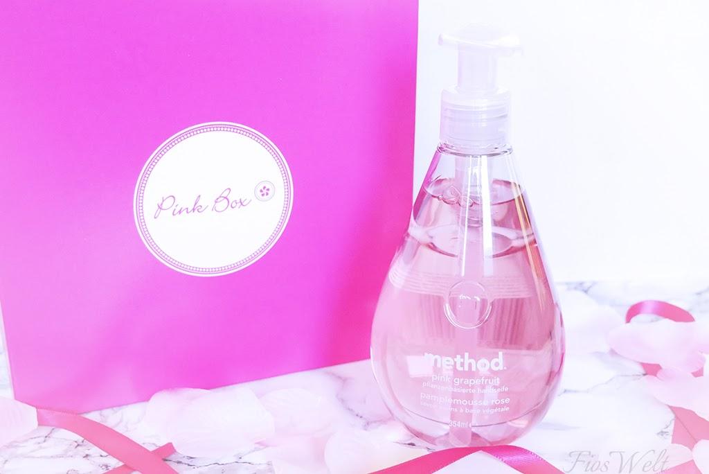 Method Handseife Pink Grapefruit