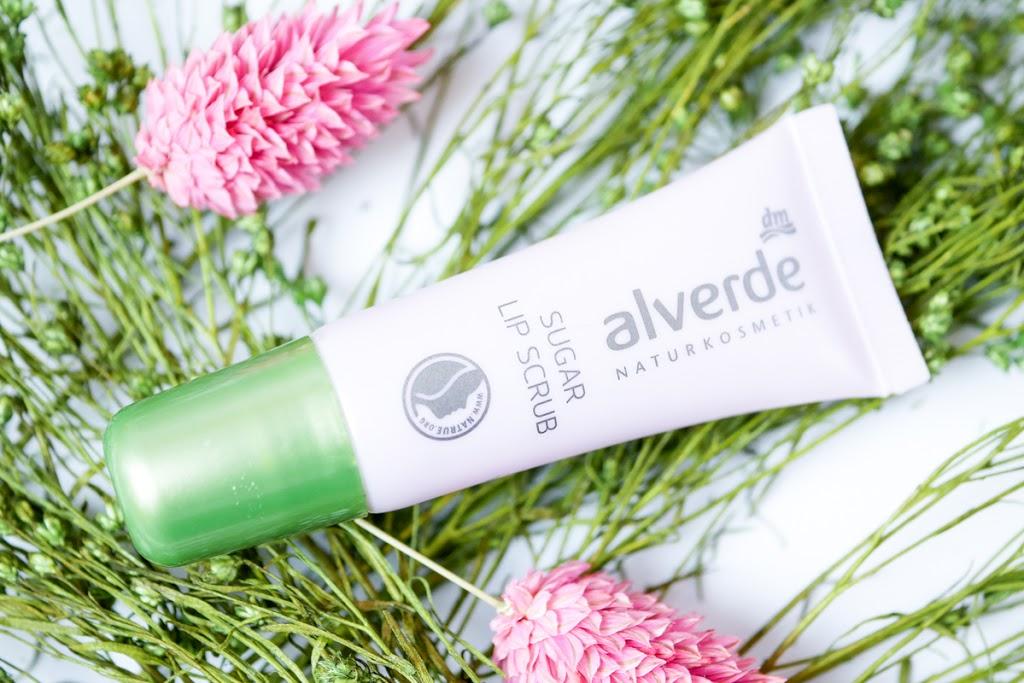 Alverde Sugar Lip Scrub