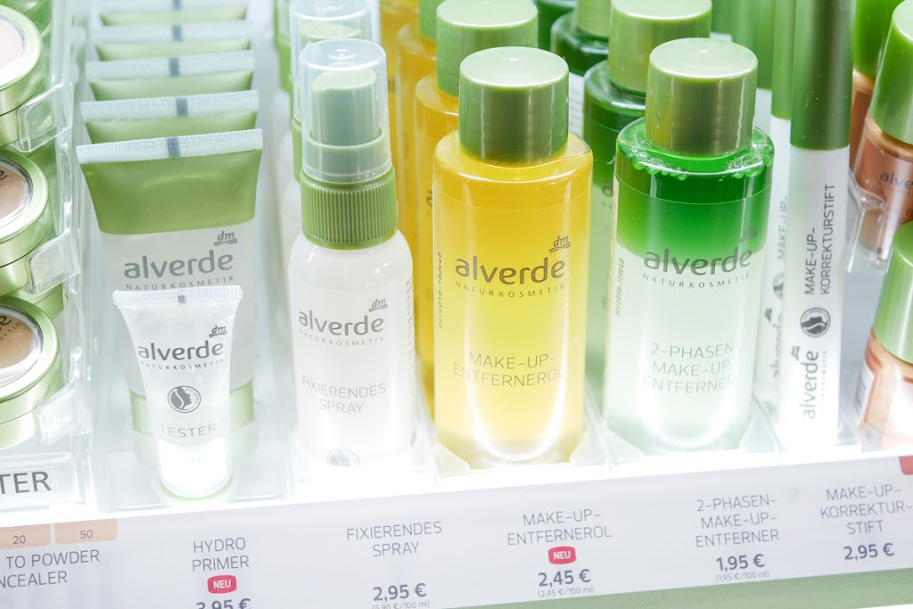 Alverde Make-Up Entferner
