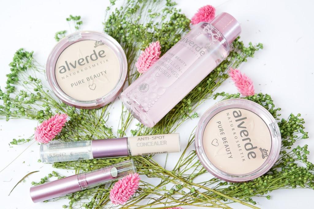 Alverde Pure Beauty Reihe