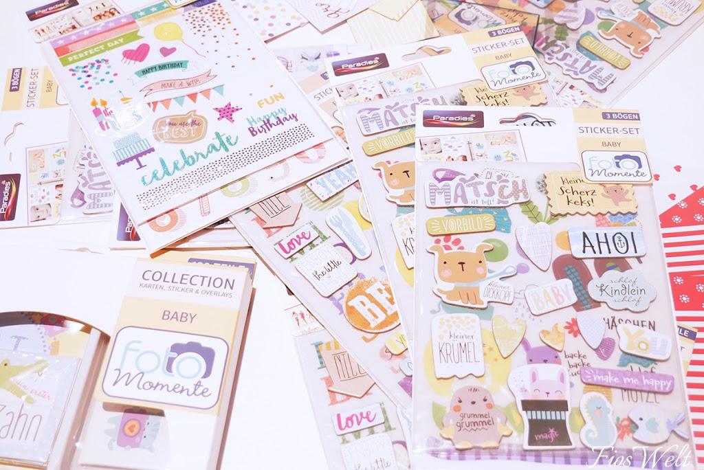 Paradis Sticker