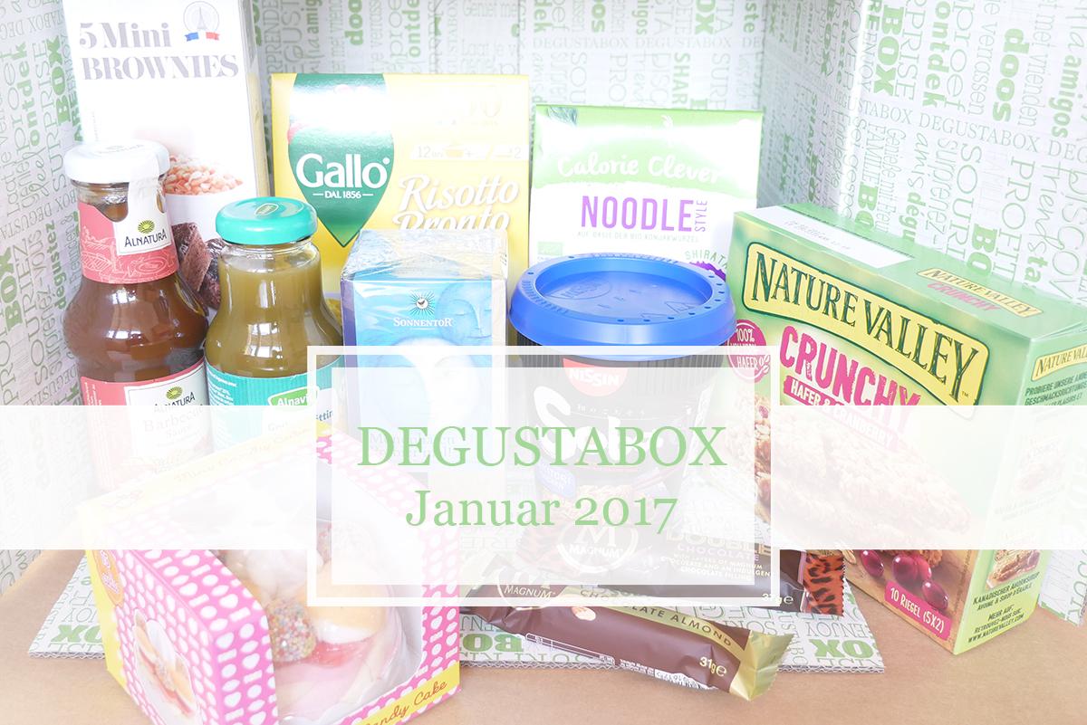 Degustabox Januar