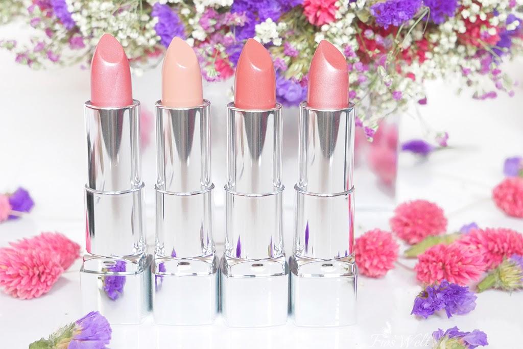 Manhattan Moisture Renew Lipstick - Nude