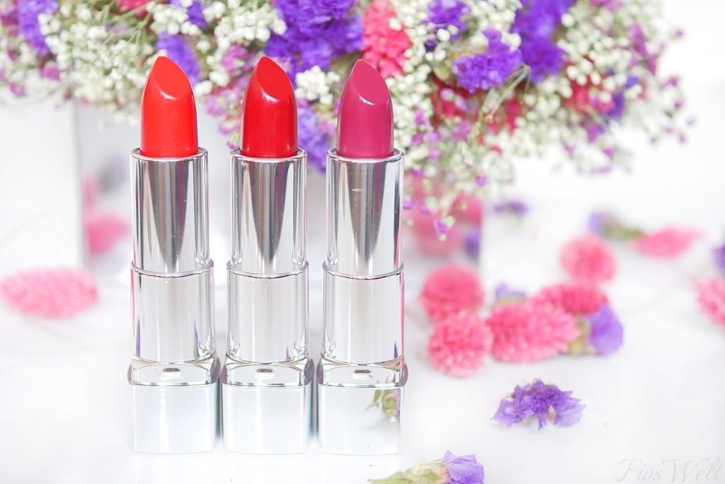 Manhattan Moisture Renew Lipstick - Rot-Coral
